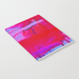 Pink Storm Notebook
