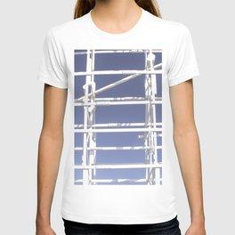 Wooden roller coaster T-shirt