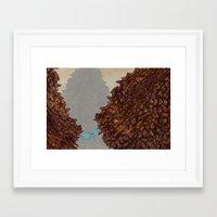 community Framed Art Prints featuring Community by Rhea Ewing