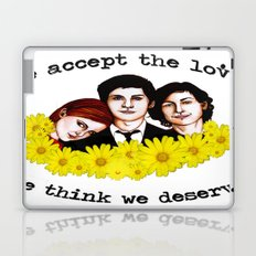 Perks of being a Wallflower Laptop & iPad Skin