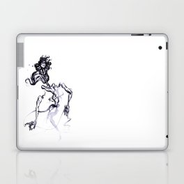 Stretching to Pieces Laptop & iPad Skin