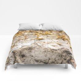 """Leaf Art 2"" by Murray Bolesta! Comforters"