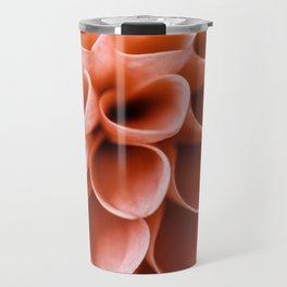 Dahlia Detail Travel Mug