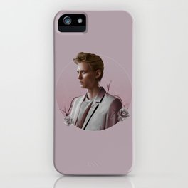 EVERY ROSE HAS ITS THORN iPhone Case