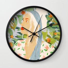 Meera Wall Clock