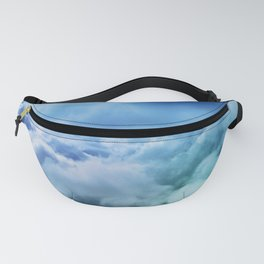 Hopeful Confidence Through the Storm Fanny Pack