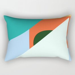 IN AND OUT no.1 Rectangular Pillow