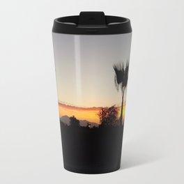 Yellow Horizon Travel Mug