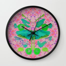 Butterfly Bill Wall Clock