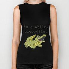 In A While Crocodile, Dark Biker Tank