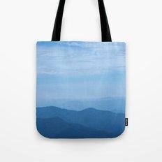 Blue Ridge Mountains Tote Bag