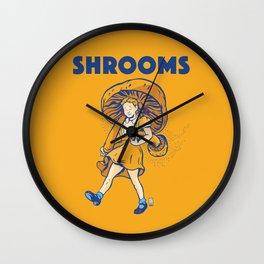 Srooms Wall Clock