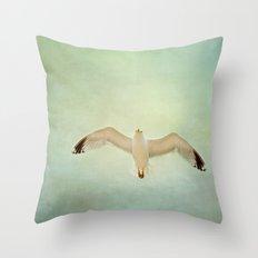 Fly My Dear Throw Pillow