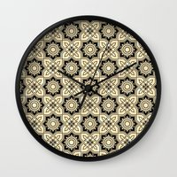 moroccan Wall Clocks featuring *Moroccan by Mr and Mrs Quirynen