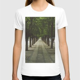 Nature Tunnel T-shirt