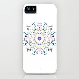 Magical Mandala iPhone Case