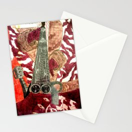 Silver Plated Stationery Cards