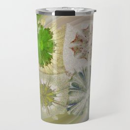 Grasshouse Configuration Flower  ID:16165-050526-69250 Travel Mug