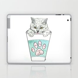 Cats & coffee Laptop & iPad Skin