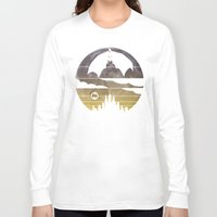 bat Long Sleeve T-shirts featuring Bat by Kody Christian