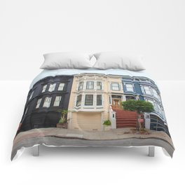 Colorful homes Comforters