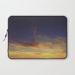 Sunset from the Mountain Laptop Sleeve