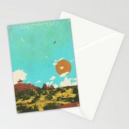 DESERT DUSK Stationery Cards