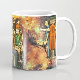 Orange dimension Coffee Mug
