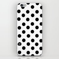 dots iPhone & iPod Skins featuring Dots by Arma