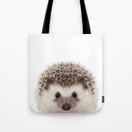 Baby Hedgehog Tote Bag