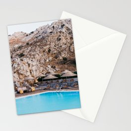 Dreaming of Greece Stationery Cards