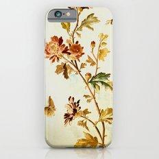 Chrysantheme iPhone 6s Slim Case