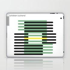 bodenschätzen suchend Laptop & iPad Skin