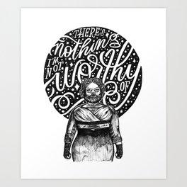 This Is Me Art Print