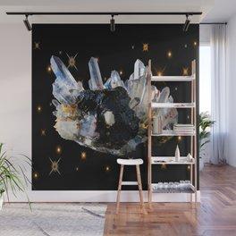 Star Aura Quartz Wall Mural