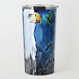 Cabsink17DesignerPatternEIN Travel Mug