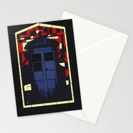 Time Awaits Stationery Cards