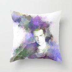 Stiles Throw Pillow