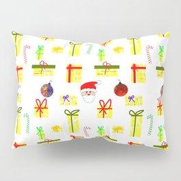 Christmas Gift Pattern Pillow Sham