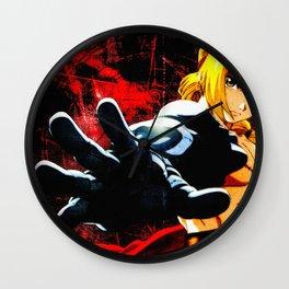 Fullmetal Alchemist Wall Clock