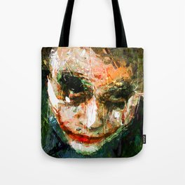 JOKER ART Tote Bag