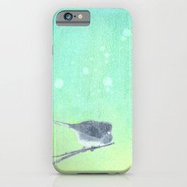 Junco Inked iPhone Case