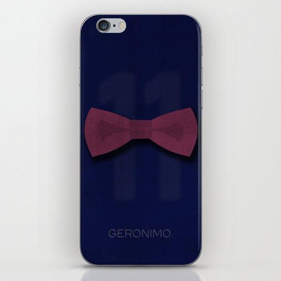 Minimal Eleven iPhone & iPod Skin