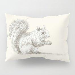 Resting Squirrel Pillow Sham