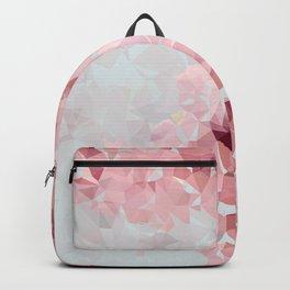 Meshed Up Sakura Blossoms Backpack