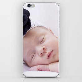 Baby girl iPhone Skin