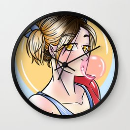 Haikyuu - Kenma Wall Clock