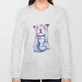 Speechless Collection - Bear Long Sleeve T-shirt