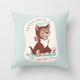 Dinah Throw Pillow