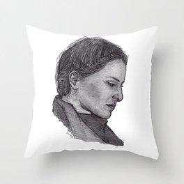 Emiliana Torrini Throw Pillow